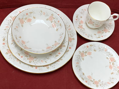 Royal Albert, For All Seasons-Autumn Sunlight,  Dinner Service for 6 (36 pcs)