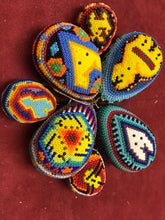 Load image into Gallery viewer, Beadwork, Eggs, Huichol, unsigned.    HOLD-