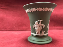 Load image into Gallery viewer, Posy Pot, Wedgwood, Sage Green, Four Seasons