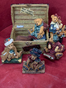 Boyds Bears and Friends. The Bearstone Collection. Special Edition 10th Anniversary