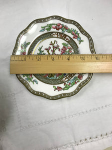 "Indian Tree, Multi coloured, 6"" Side Plate, Antique"