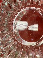Load image into Gallery viewer, Bowl, with 4 Nappies, Pressed Glass, Canada, Vintage.
