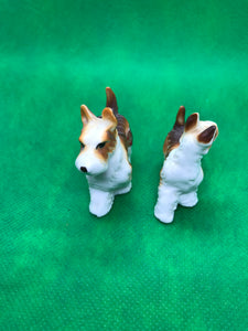 Japan.  Scotties-set of 2