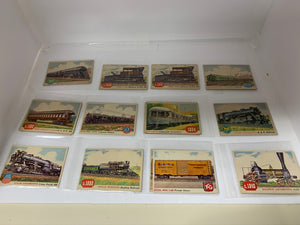 Trading Cards-Topps Rails and Sails. (Rails).