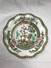 "Load image into Gallery viewer, Indian Tree, Multi coloured, 6"" Side Plate, Antique"