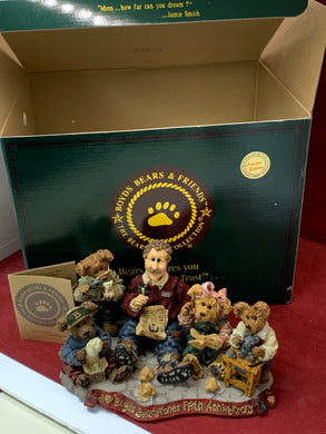 Boyds Bears and Friends. The Bearstone Collection. 1998 Limited Edition