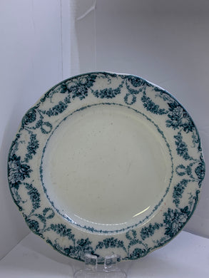 Collector Plate. Wedgwood. Etruria, England. Blue and White. 7