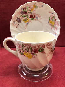 Copeland  Spode,  Fairy Dell.  Cup and Saucer