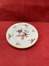 "Load image into Gallery viewer, Coalport, England. Khotar. Bread and Butter Plate. 6"" in diameter"