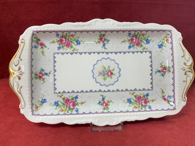 Royal Albert, Petit Point, Rectangle Tray/ Plate