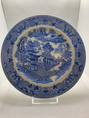Collector Plate. England. Crown Staffordshire. Asian Scene.  7