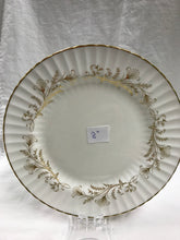 Load image into Gallery viewer, Paragon, England, Lafayette, Dinner Service for 8.   White and Gold  (43 Pcs)