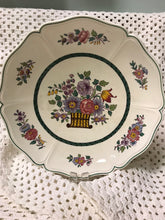 Load image into Gallery viewer, Cakeplate, Wedgwood, Etruria, England, Pedestal Cake Plate, Floral