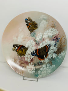 Collector Plate- Lena Liu- On Gossamer Wings-  # 8.  Butterflies