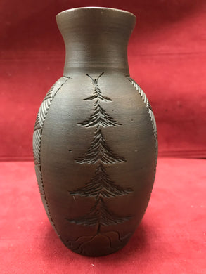 Kanien'keha:Ka, Six Nations, Brantford Ontario, Vase