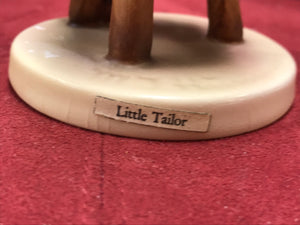 "Little Tailor, #308. 6"" High"