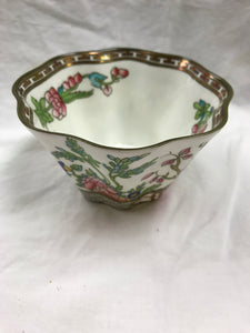Coalport, Indian Tree Multicoloured, Sugar Bowl, Antique