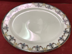 Limoges, Jean Pouyat, POY94, Serving Platter
