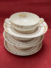 Load image into Gallery viewer, Copeland-Spode- England.  Buttercup.  Cream Soup with Underplate