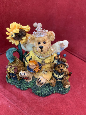Boyds Bears and Friends. The Bearstone Collection. 1999 Boyds CelebrationEdition