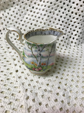 Load image into Gallery viewer, Cream and Sugar, Royal Albert, England, Silver Birch