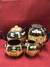 Load image into Gallery viewer, Tea Service, Gaudy Welsh, Imari Style Pattern