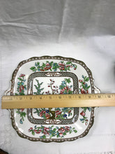 Load image into Gallery viewer, Coalport, Indian Tree, Multicoloured, Cake Plate, Antique