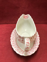 Load image into Gallery viewer, Johnson Brothers, Rose Bouquet, Gravy Boat and Under-tray