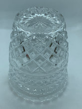 Load image into Gallery viewer, Pressed Glass, 3 piece- Milk Pitcher, Creamer and Sugar, Diamond Pattern