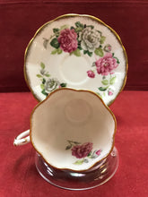 Load image into Gallery viewer, Royal Albert, England.  Demitasse Cup and Saucer.  Evening Rhapsody