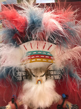 Load image into Gallery viewer, Carving, Navajo. Kachina Doll, Rainbow Maiden,  by Liston