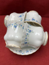 Load image into Gallery viewer, Royal Albert, Memory Lane, Cups and Saucers,   Forget-Me-Nots