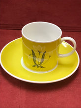 Load image into Gallery viewer, Buttercup Yellow, Susie Cooper, Coffee cups, 2 sets