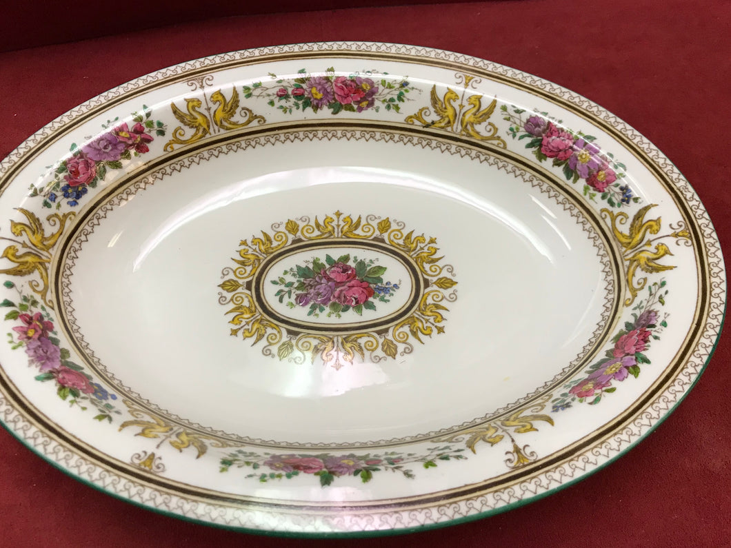 Wedgwood, Columbia, Oval Vegetable Dish