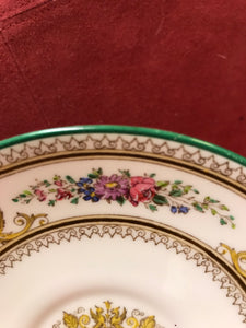 Wedgwood,England. Columbia, Under Plate for Soup Bowl. 6-1/4""