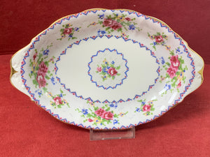 Royal Albert, Petit Point, Oval Dish
