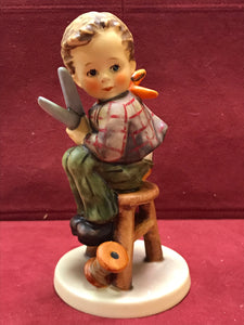 "Goebel, Hummel. Figurine. Little Tailor, #308. 6"" High"