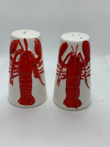 Salt and Pepper.  Japan.  Lobsters