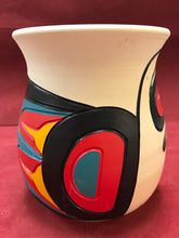 Load image into Gallery viewer, Pottery, Indigenous, Stewart Jacobs, Squamish Nation, BC