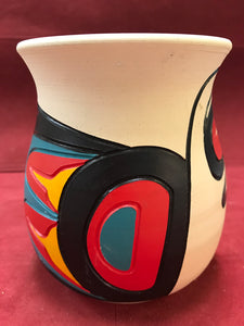 Pottery, Indigenous, Stewart Jacobs, Squamish Nation, BC