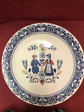 Load image into Gallery viewer, Johnson Bros. England Old Granite, Hearts and Flowers, Dinner Plate