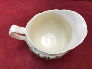 "Johnson Brothers, Tally Ho, Creamer. ""View Haloo"""