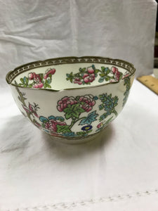 Coalport, Indian Tree, Multicoloured, Footed Bowl, Antique