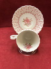 Load image into Gallery viewer, Johnson Bros. Rose Bouquet, Vintage, Cup and Saucer
