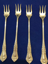 Load image into Gallery viewer, Flatware, Cocktail Fork, International Sterling, Sterling Silver. Diana, Antique