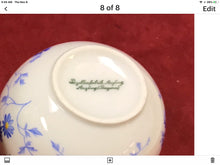 Load image into Gallery viewer, Breakfast Service, Arzberg, Germany, Bayern, Bone China, 5 pc service, Blue and White
