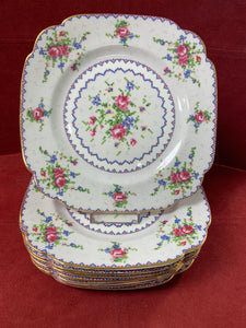 Royal Albert, Petit Point, Dinner Plates
