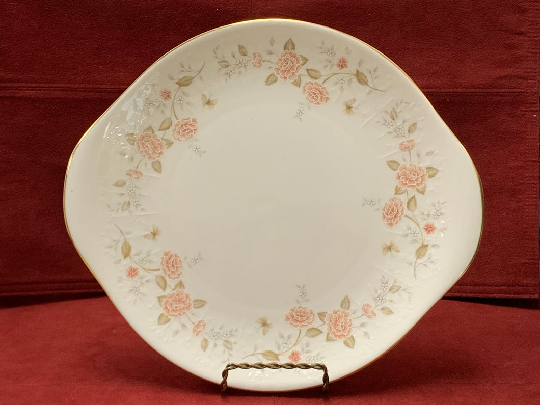 Royal Albert. For All Seasons-Autumn Sunlight.  Cake Plate