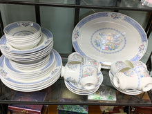 Load image into Gallery viewer, Royal Albert, England. New Romance- Songbird, Dinner Service for 6. (42 pcs)  Serving platter  sold separately.