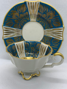 Close up of Cup and Saucer